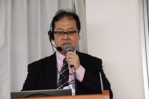 銭田良博 副会長 理学療法士(鍼灸師)の立場から見たJNOSの未来-第5回FRCの報告を含めて