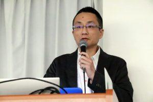 関西・中国四国ブロック:永野龍生先生