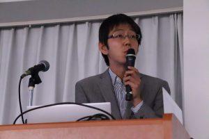 会員管理局 山崎瞬先生